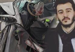 Gaziantepte feci kaza 1 ölü 1 yaralı