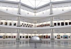 Türkiyenin ilk sanal gerçeklik galerisi Fi Art Gallery sanatseverleri bekliyor