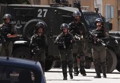 İsrail polisi Kudüste 21 Filistinliyi gözaltına aldı