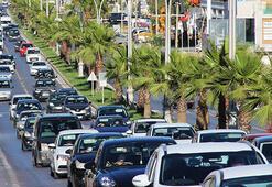 Son dakika: Akın akın geliyorlar Tatilin gözde merkezi Bodrumda nüfus dört katına çıktı