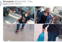 Kadınların gizlice fotoğrafını çekip, paylaşan şüpheli aranıyor