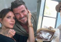 David Beckhamın yeni kariyeri aşçılık