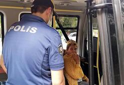 Polisi görünce hemen harekete geçti ama... Cezadan kurtulamadı