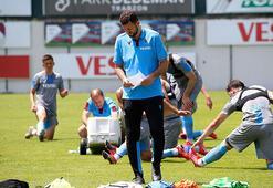 Trabzonspor lige hazırlanıyor