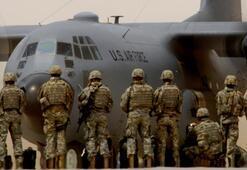 ABD askeri uçağı Irakta pistten çıktı 4 yaralı
