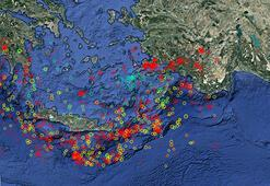 Son dakika: Akdenizde deprem fırtınası 7 büyüklüğünde deprem bekliyorum