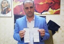 Son dakika... CHP Sultangazi Belediye Meclis Üyesi Fahrettin Yürekin İSKİ faturası değişti