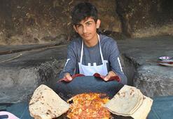 Köy evinde yaptığı yemeklerle fenomen olan Taha: Bu süreçte çok yıprandım