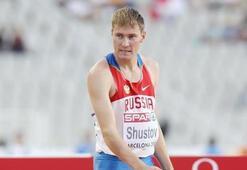 Avrupa şampiyonluğu bulunan Rus atlete 4 yıl men cezası