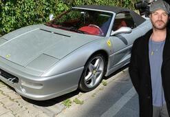 Kıvanç Tatlıtuğ, Ferrarisine alıcı bulamadı