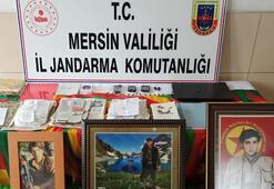 Mersinde terör örgütü PKK/KCK operasyonu: 6 gözaltı