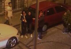 Beşiktaşta hemşireye bıçaklı saldırı
