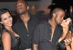 Kim Kardashiandan Kanye Weste: Hayat sensiz olmaz