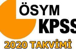 KPSS ortaöğretim, önlisans, lisans başvuruları ne zaman başlıyor, ne zaman bitiyor