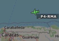 Venezuela muhalefeti: Hafterin uçağı Caracasa indi