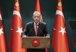 Son dakika haberi... Cumhurbaşkanı Erdoğan müjdeleri tek tek verdi
