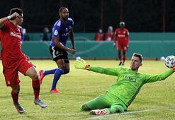 Bayer Leverkusen Almanya Kupası'nda finale yükseldi