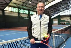 Türkiye Tenis Federasyonu başkanı Cengiz Durmuş: Hazırlıklıyız