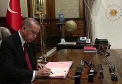 Son dakika... Cumhurbaşkanı Erdoğandan suç mağdurları için kararname
