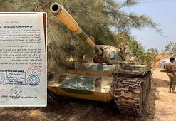 Libya'da Hafter'e bir darbe de aşiretlerden