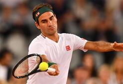 Roger Federer sezonu kapadı