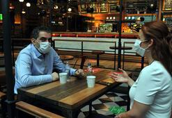 İstanbul Havalimanındaki restoranlarda QR kodlu önlem