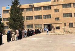 MSB duyurdu Suriyeli öğrencilerin, sınıf bitirme sınavları başladı