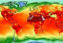 Dünyanın aşırı ısınması bilim insanlarını korkutuyor