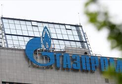 Gazpromun doğal gaz ihracat geliri yüzde 52,3 düştü