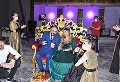 Corona tedbirlerinde en merak edilen soru Düğünlerde takı takılacak mı