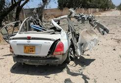 Son dakika I Hafter milislerin bıraktığı mayın patladı: 2 ölü, 4 yaralı
