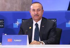 Bakan Çavuşoğlu,NATO Genel SekreteriStoltenberg ile görüştü