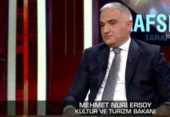 Son dakika haberi... Tatilde bizi neler bekliyor Kültür ve Turizm Bakanı Ersoydan önemli açıklamalar...