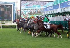 At yarışları, yaklaşık 2,5 aylık aranın ardından yeniden başladı