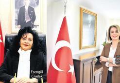 Nevşehir'e ilk kadın vali