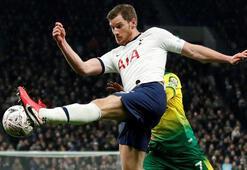 Son dakika transfer haberleri | Tottenhamın yıldızı Vertonghen Galatasaraya...