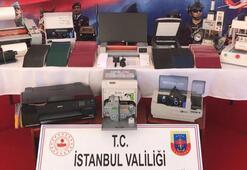 Son dakika... Jandarma'dan şok baskın 4 bin sahte pasaport ele geçirildi
