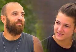 Survivor 2020de Nisa Bölükbaşıdan şok Sercan Yıldırım sözleri