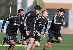 Beşiktaşın hedefi kalan maçlarda maksimum puan toplamak