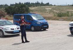 Bursada jandarma uygulamasında 42 sürücüye 20 bin lira ceza
