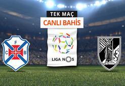 Belenenses - Guimares maçı Tek Maç ve Canlı Bahis seçenekleriyle Misli.com'da