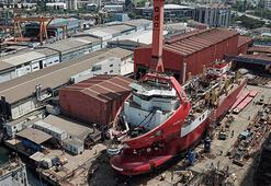 3 gemi, 50 makine...  İstanbul'dan yola çıkıyor Hedefte ABD var