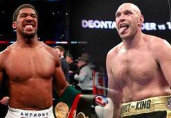 Tyson Fury - Anthony Joshua boks maçı ne zaman Ağır sikletin devleri karşı karşıya
