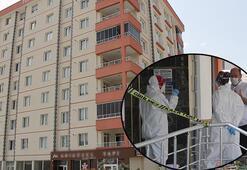 Son dakika... Kayseride 8 katlı apartman, karantinaya alındı