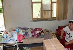 Ev sahiplerinin sopalarla dövdüğü engelli Sercan, yardım bekliyor