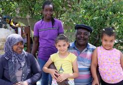 Egenin renkli simaları: Afro-Türkler