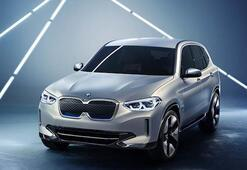 BMW elektrikli SUVu üretim bandına aldı