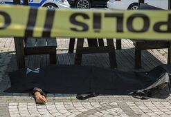 Son dakika: İstanbul Bağcılarda parkta vahşet