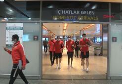 Kayserispor, İstanbula geldi