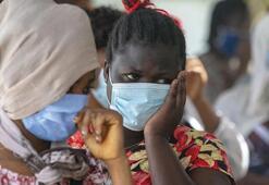 Afrikada covid-19 vaka sayısı bir haftada yüzde 31 arttı